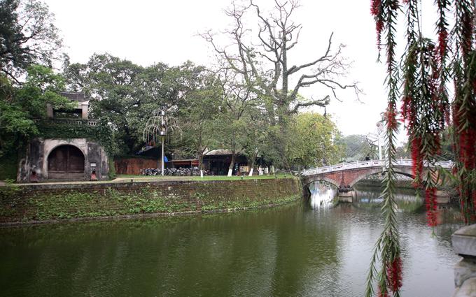 Thành cổ đá ong duy nhất tại Việt Nam