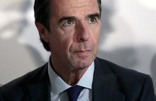 Bộ trưởng Công nghiệp, Năng lượng và Du lịch Tây Ban Nha Jose Manuel Soria. Ảnh: Reuters.