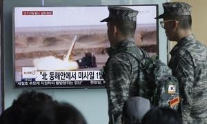 Mỹ gọi vụ phóng tên lửa của Triều Tiên là một thất bại 'thê thảm'