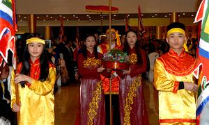 Người Việt ở Czech giỗ Tổ Hùng Vương