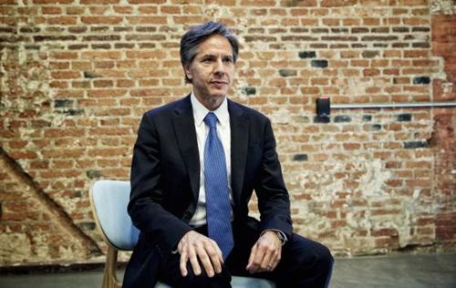 Thứ trưởng Ngoại giao Mỹ Antony Blinken. Ảnh: Elpais