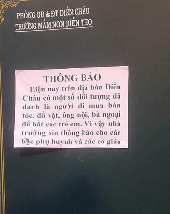 truong-mam-non-dan-thong-bao-de-phong-bat-coc-tre-em
