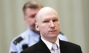 Kẻ thảm sát Na Uy thắng kiện chính phủ