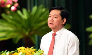 Ông Đinh La Thăng: 'Nhiều bức xúc của dân chưa được giải quyết'