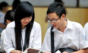 Đề và đáp án môn Toán thi thử vào lớp 10 ở Hà Nội