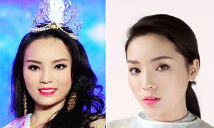 'Hoa hậu Kỳ Duyên và thẩm mỹ viện tranh cãi chuyện gọt cằm' nóng trên mạng XH