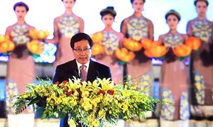 Phó thủ tướng Phạm Bình Minh: 'Chúng ta tự hào về Huế'
