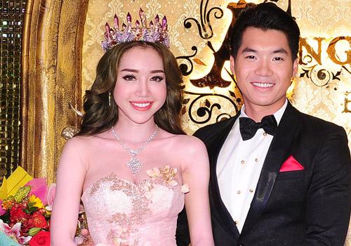Elly Trần và Trương Nam Thành.