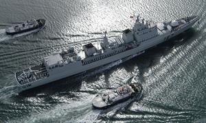 Trung Quốc nâng cấp vũ khí cho hàng loạt tàu chiến cũ