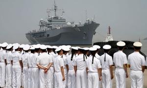 Mỹ vẫn mời Trung Quốc dự tập trận hải quân lớn nhất thế giới