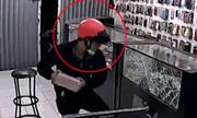 Video băng trộm 4 tên vơ vét tiệm điện thoại xem nhiều tuần qua