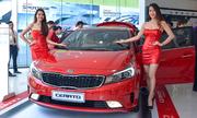 Kia Cerato mới giá 612 triệu tại Việt Nam