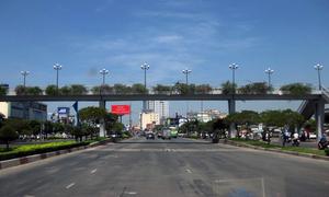 Sài Gòn sẽ có cầu bộ hành bằng gỗ