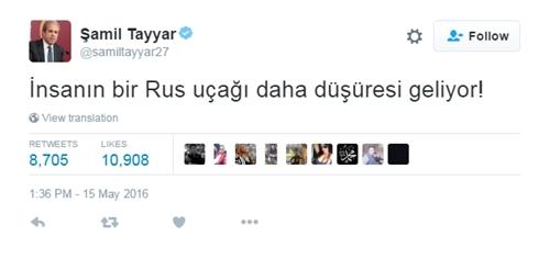 Nghị sĩ Thổ Nhĩ Kỳ Samil Tayyar