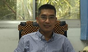 Giáo sư trẻ nhất nhận giải thưởng Tạ Quang Bửu