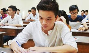 Thí sinh thi THPT quốc gia tại TP HCM giảm mạnh