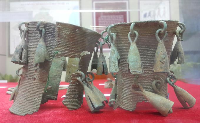 Trang sức của người Việt cổ 2500 năm trước