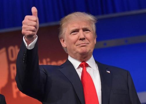 Tỷ phú bất động sản Donald Trump. Ảnh: Redstate