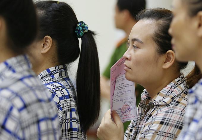 3.000 can phạm bỏ phiếu trong trại tạm giam