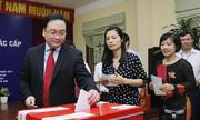 Bí thư Hà Nội: 'Đừng bỏ phiếu qua loa cho xong chuyện'