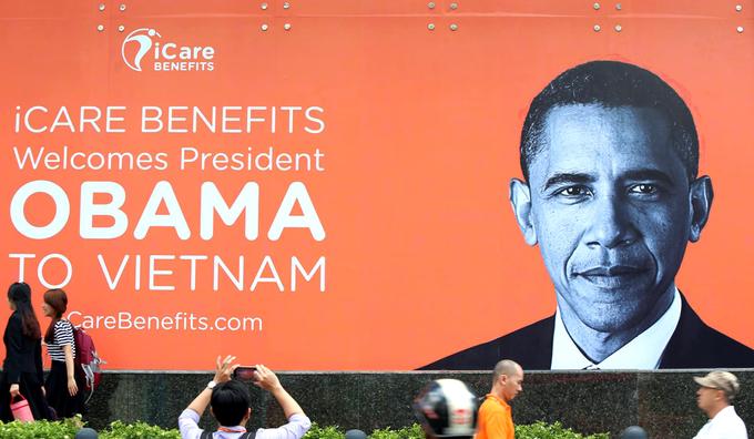 Những điểm Tổng thống Obama sẽ đặt chân đến ở Sài Gòn