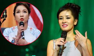 Hồng Nhung bảo vệ Mỹ Linh chuyện 'hát Quốc ca thiếu hào hùng'