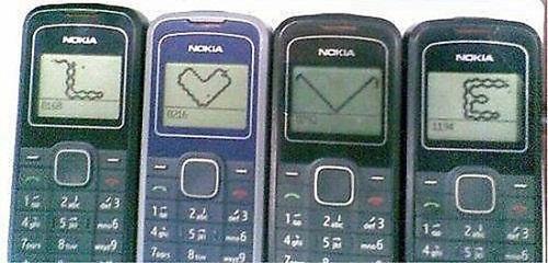 Bày tỏ tình cảm phong cách công nghệ.