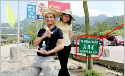 Cần phải ABC đúng nơi quy định.