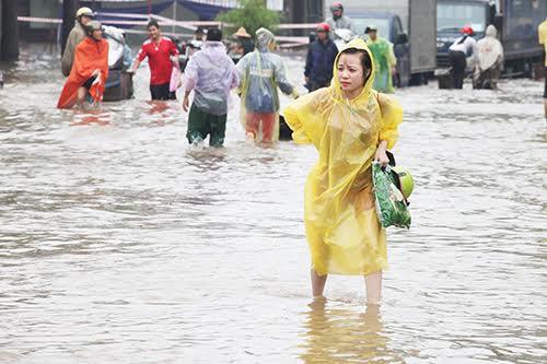 ó mưa dông, nhưng mưa thường tập trung về chiều và tối nên khả năng ngập cũng vẫn có