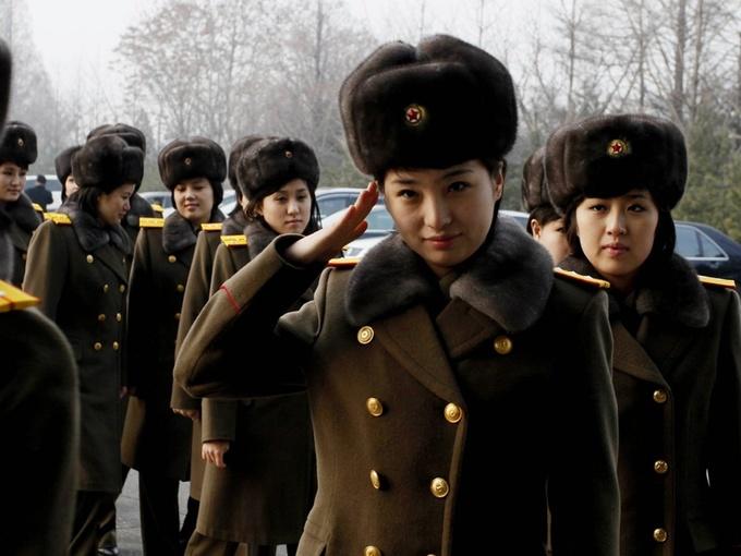 Ban nhạc nữ Triều Tiên do chính Kim Jong-un tuyển chọn