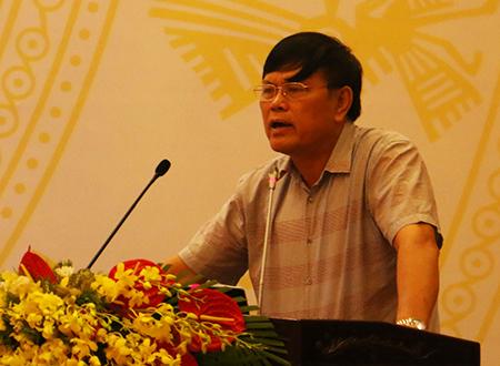 Ông Phạm Quang Dũng - Chủ tịch Hội đồng quản trị Công ty cổ phần Tasco