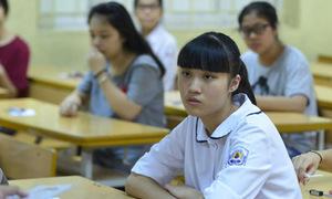 75.000 thí sinh Hà Nội bắt đầu cuộc đua vào lớp 10 công lập
