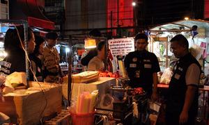 Thái Lan bắt 3 người Việt kinh doanh trái phép