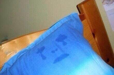 Nước mắt của người đàn ông.