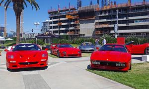 Ngày hội siêu xe, xe cổ ở Mỹ