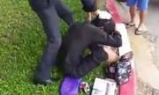 Thanh niên bị đánh vì 'chân hoại tử nhưng không vào viện mà đi ăn xin'