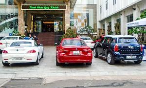 Đại gia Đắk Lắk chơi xe sang biển số đẹp