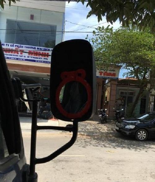 Giải pháp khi bị vặt mất gương ô tô.