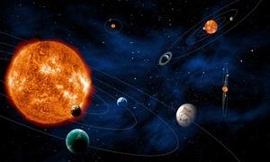 Trong vũ trụ có gió không?