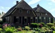 Vẻ đẹp bình dị của làng cổ 'Venice' ở Hà Lan