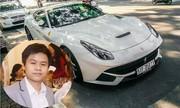Thiếu gia Phan Thành đưa siêu xe 21 tỷ xuống phố Sài Gòn