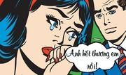 Lý do chồng không còn nói lời yêu thương với vợ