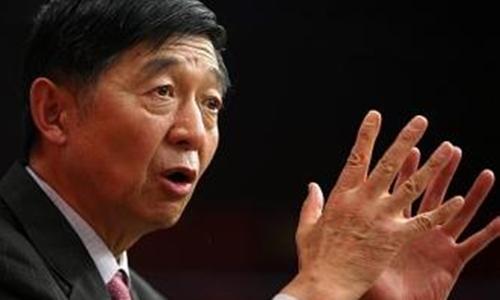 Học giả Ngô Kiến Dân, người có quan điểm ôn hòa ở Trung Quốc đột ngột qua đời vì tai nạn. Ảnh: Sohu.