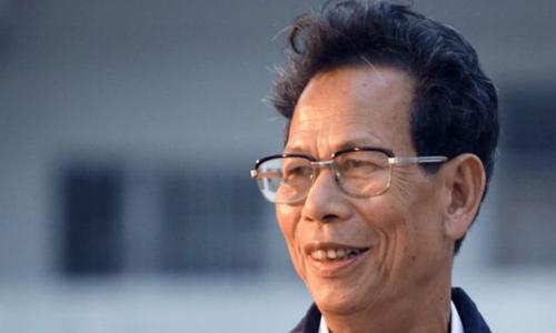 [Caption]Ông Lin Zuluan