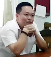 Nguyễn Huỳnh Đạt Nhân. Ảnh: Cửu Long