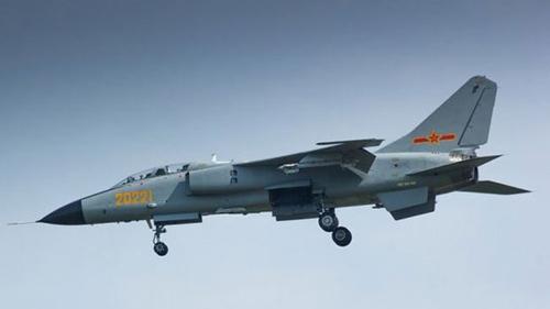 máy bay ném bom JH-7