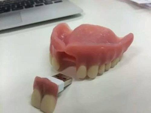 Giải pháp chống quên USB.