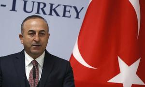 Moscow mời ngoại trưởng Thổ Nhĩ Kỳ đến Nga họp