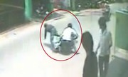 Những tên trộm xe máy bị rượt đánh 'thừa sống thiếu chết' (P2)