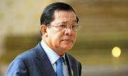 Thủ tướng Campuchia phản đối ASEAN ủng hộ phán quyết 'đường lưỡi bò'